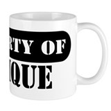 Property of Monique Small Mugs