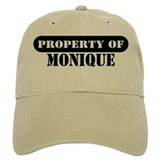 Property of Monique Cap