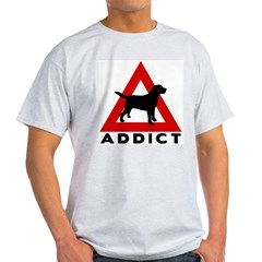 Warning Lab Addict Light T-Shirt