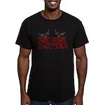 Sais Does Matter Men's Fitted T-Shirt (dark)