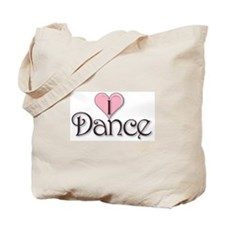 I Dance Tote Bag