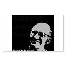 Enemy of the State - Rothbard Decal