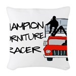 Champion Furniture Racer Woven Throw Pillow