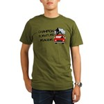 Champion Furniture Racer Organic Men's T-Shirt (da