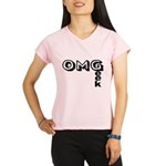 Oh My Geek Performance Dry T-Shirt