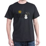 Just Be Friends Dark T-Shirt