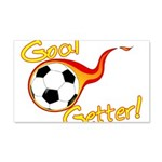 Goal Getter 20x12 Wall Decal