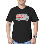 Free Candy Men's Fitted T-Shirt (dark)