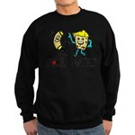 Macaroni And Cheese Sweatshirt (dark)