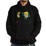 Macaroni And Cheese Hoodie (dark)