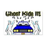 Ghost Ride It 20x12 Wall Decal