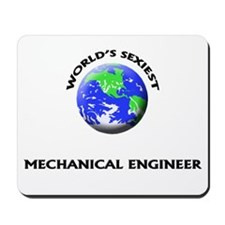 World's Sexiest Mechanical Engineer Mousepad