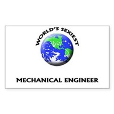 World's Sexiest Mechanical Engineer Decal