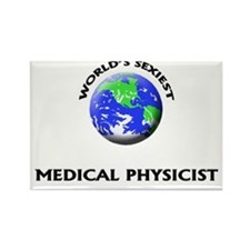 World's Sexiest Medical Physicist Rectangle Magnet
