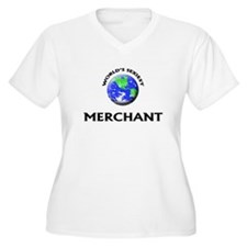 World's Sexiest Merchant Plus Size T-Shirt