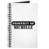 Property of Michelle Journal