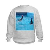 sea lions 4 Sweatshirt