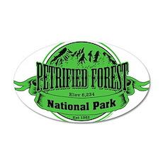 petrified forest 2 Wall Sticker