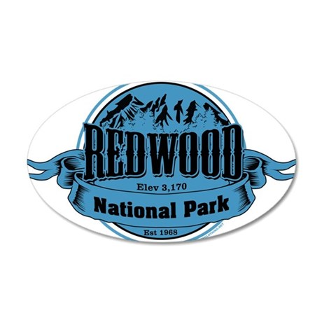 redwood 2 Wall Sticker