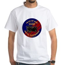 45 sqn steam sapper T-Shirt