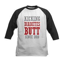 Diabetes Butt Since 2010 Tee