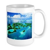 ROCK ISLANDS PALAU Mug