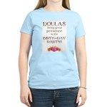 Doulas bring great presence T-shirt