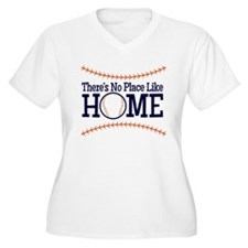 No Place Like Home Plus Size T-Shirt