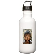 Buddha Blessing Sports Water Bottle