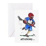 LAX #1123 Greeting Cards (Pk of 10)