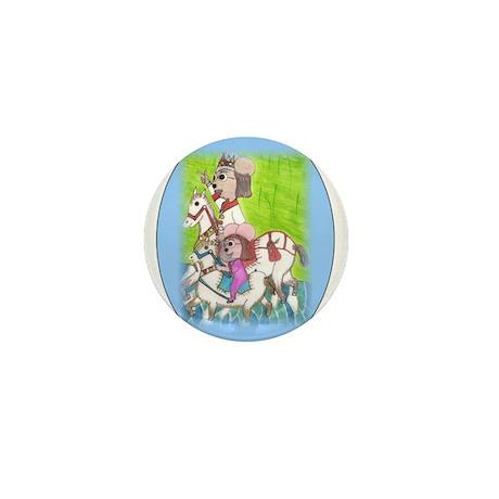 All4Love Prance Mini Button