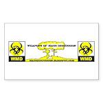 WMD Rectangle Sticker