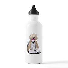 KiniArt Shih Tzu Show Water Bottle
