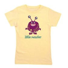 Little Monster Girl's Tee