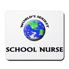 World's Sexiest School Nurse Mousepad