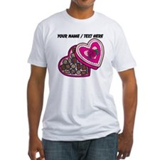 Personalized Chocolates In Heart Box T-Shirt