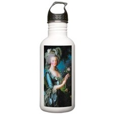 Marie Antoinette with Sports Water Bottle