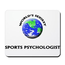 World's Sexiest Sports Psychologist Mousepad