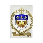 GIONET Family Crest Rectangle Magnet
