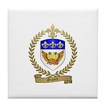 GIONET Family Crest Tile Coaster