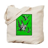 Dorothy &amp; Flying Monkeys Tote Bag