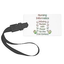 NI Power Luggage Tag