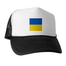 Ukrane Flag Trucker Hat