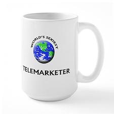 World's Sexiest Telemarketer Mug