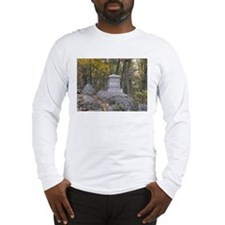 20th Maine Monument Long Sleeve T-Shirt