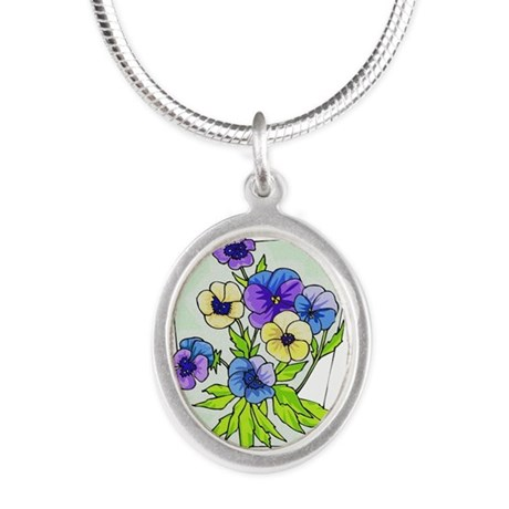 pansies.png Necklaces