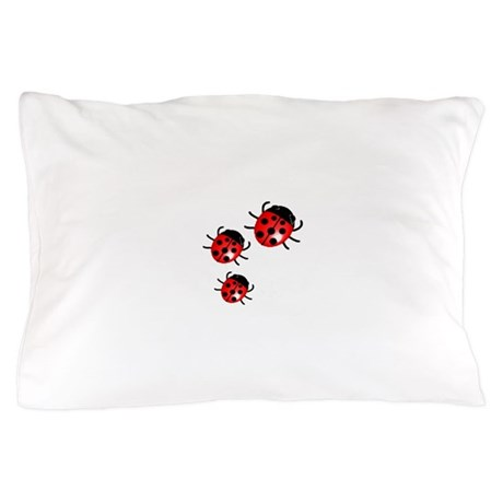 Ladybugs Pillow Case