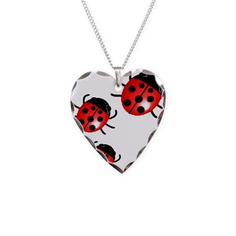 Ladybugs Necklace