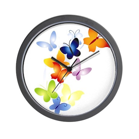butter1.png Wall Clock