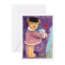 Rembrandt's Painting Greeting Cards (Pk of 10)